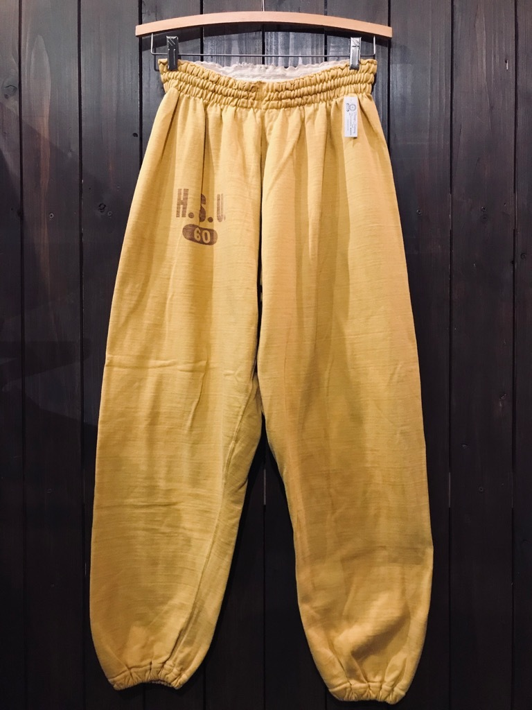 マグネッツ神戸店 3/25(水)Vintage Bottoms入荷! #3 Athletic Bottoms!!!_c0078587_14150527.jpg