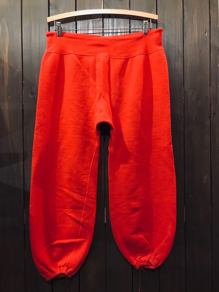 マグネッツ神戸店 3/25(水)Vintage Bottoms入荷! #3 Athletic Bottoms!!!_c0078587_14183731.jpg