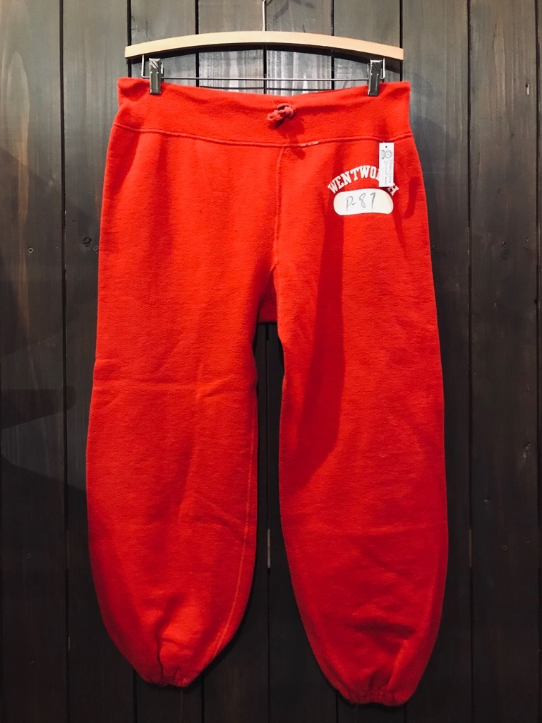 マグネッツ神戸店 3/25(水)Vintage Bottoms入荷! #3 Athletic Bottoms!!!_c0078587_14183873.jpg