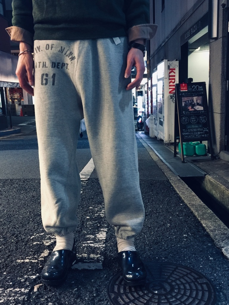 マグネッツ神戸店 3/25(水)Vintage Bottoms入荷! #3 Athletic Bottoms!!!_c0078587_22185417.jpg