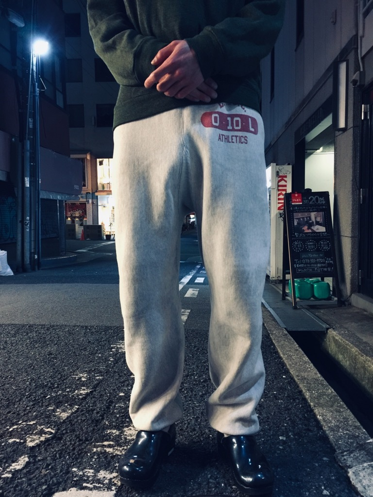 マグネッツ神戸店 3/25(水)Vintage Bottoms入荷! #3 Athletic Bottoms!!!_c0078587_22200610.jpg