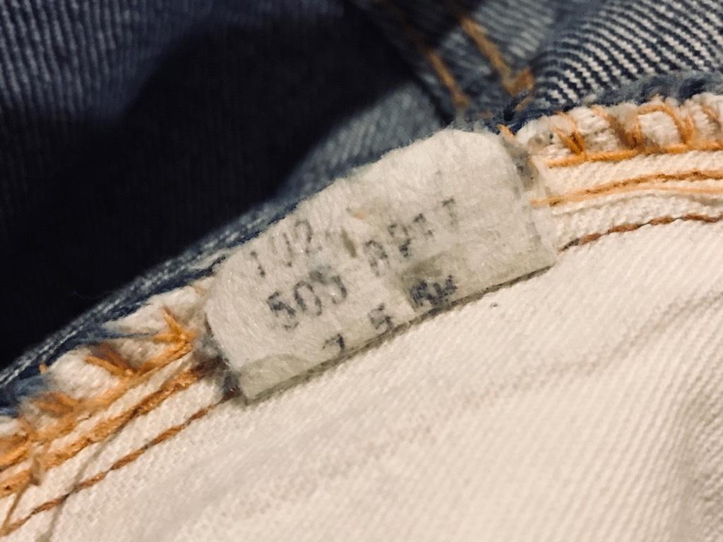 マグネッツ神戸店 3/25(水)Vintage Bottoms入荷! #4 LEVI\'S Part1!!!_c0078587_22385791.jpg