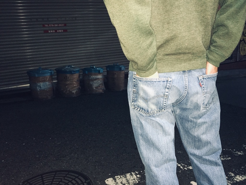 マグネッツ神戸店 3/25(水)Vintage Bottoms入荷! #5 LEVI\'S Bottoms Part2!!!_c0078587_22542546.jpg