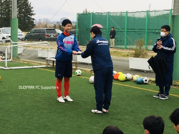 DUOPARK FC U-15 卒団イベント March 22, 2020_c0365198_13503152.jpg