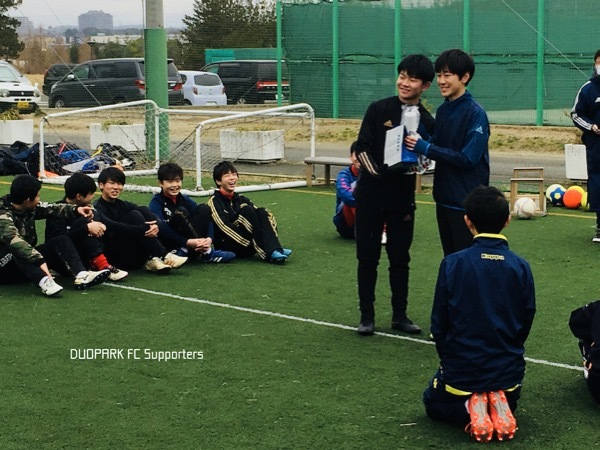 DUOPARK FC U-15 卒団イベント March 22, 2020_c0365198_13503171.jpg