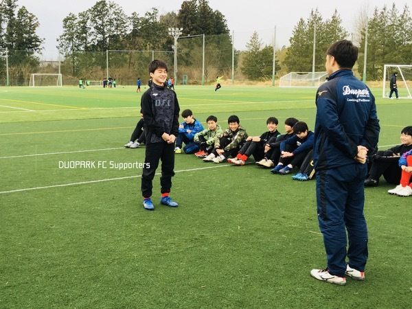 DUOPARK FC U-15 卒団イベント March 22, 2020_c0365198_13503215.jpg