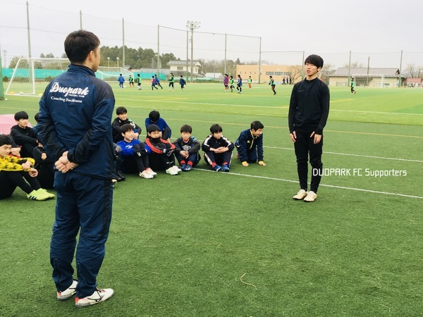 DUOPARK FC U-15 卒団イベント March 22, 2020_c0365198_13505151.jpg