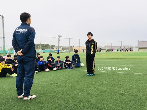 DUOPARK FC U-15 卒団イベント March 22, 2020_c0365198_13505169.jpg