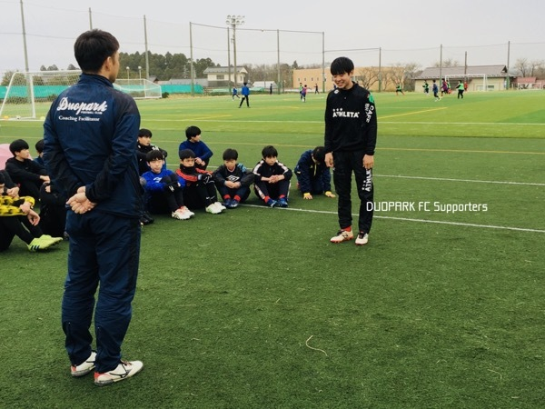 DUOPARK FC U-15 卒団イベント March 22, 2020_c0365198_13505175.jpg