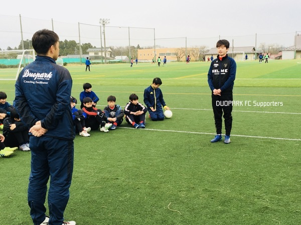 DUOPARK FC U-15 卒団イベント March 22, 2020_c0365198_13505189.jpg
