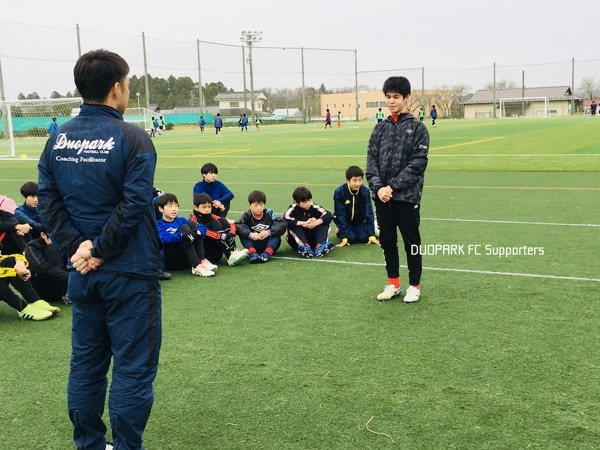 DUOPARK FC U-15 卒団イベント March 22, 2020_c0365198_13505204.jpg
