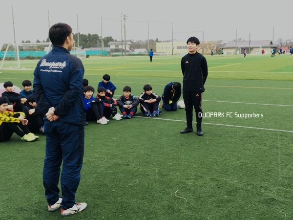 DUOPARK FC U-15 卒団イベント March 22, 2020_c0365198_13505254.jpg