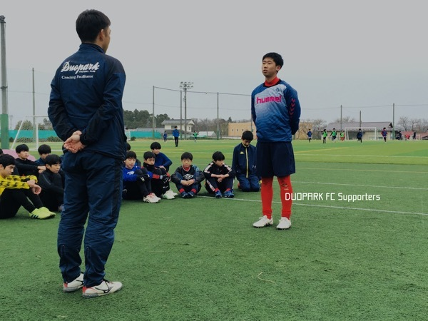 DUOPARK FC U-15 卒団イベント March 22, 2020_c0365198_13510303.jpg