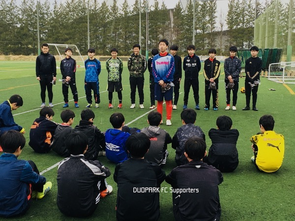 DUOPARK FC U-15 卒団イベント March 22, 2020_c0365198_13510310.jpg