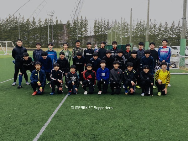 DUOPARK FC U-15 卒団イベント March 22, 2020_c0365198_13511085.jpg