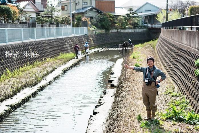 侍従川のクリーンアップ&調査(2020年3月)_b0348205_11390378.jpg