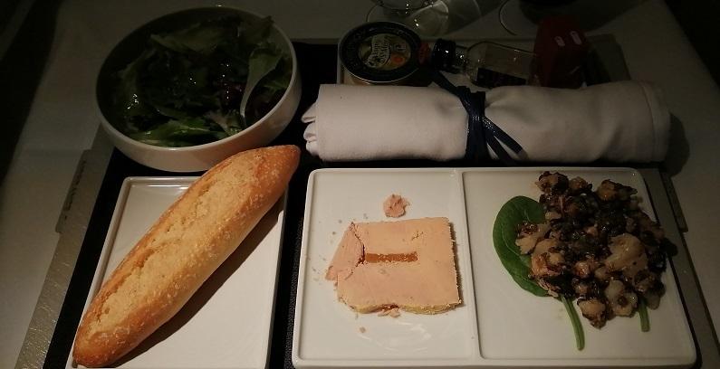 ビルバオのラウンジ、パリのラウンジ 帰国の途へ_b0129725_10203520.jpg