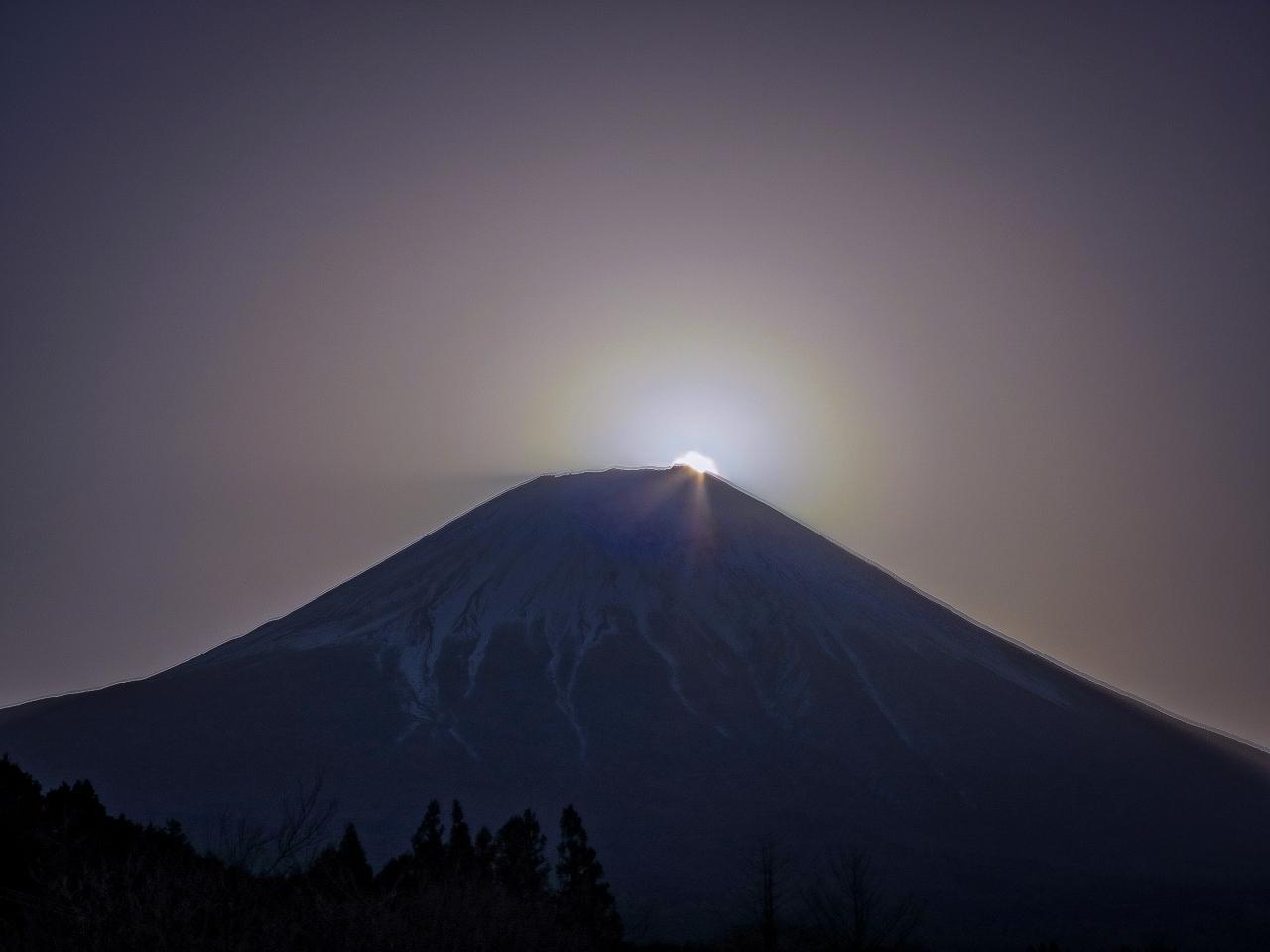 2020.3.21早朝の富士山(朝霧高原)_e0321032_14105703.jpg