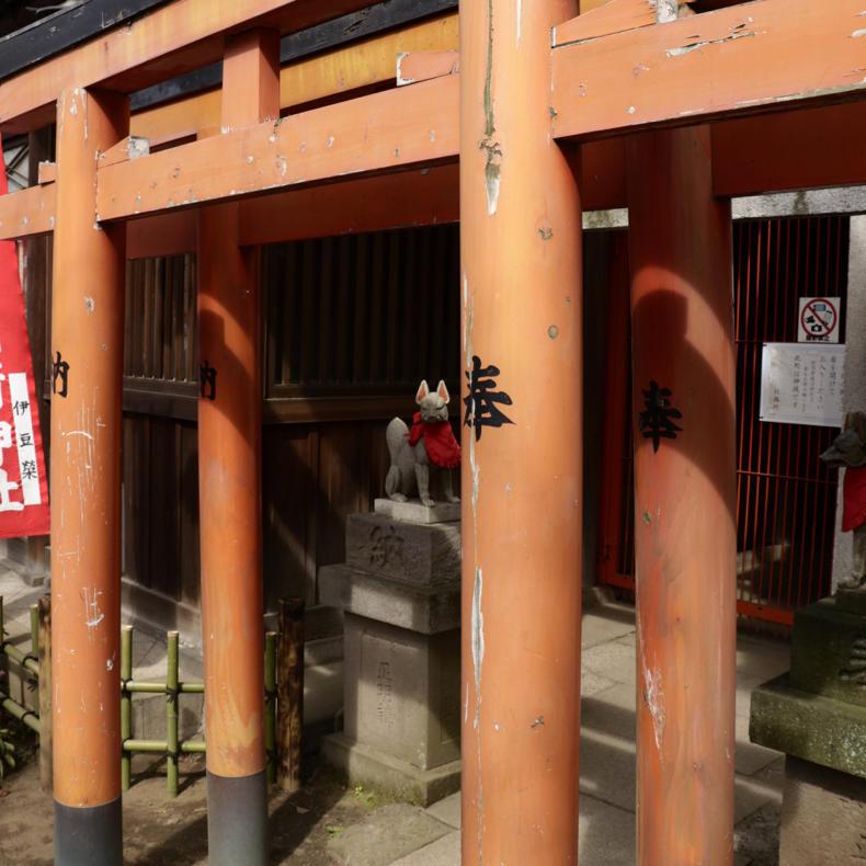 上野のディープな場所、穴稲荷へ_c0060143_00475966.jpg