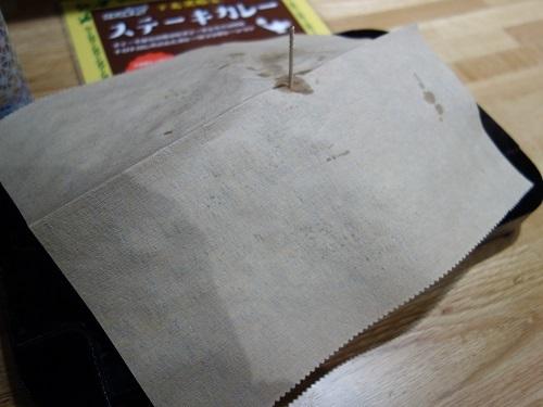 コスパ良好、ロカボフレンドリーなステーキ屋松でカットステーキ200g_c0030645_22315332.jpg