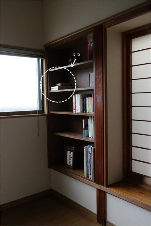 今こそ見直し生活 我が家の本棚の掟_e0343145_15361699.jpg