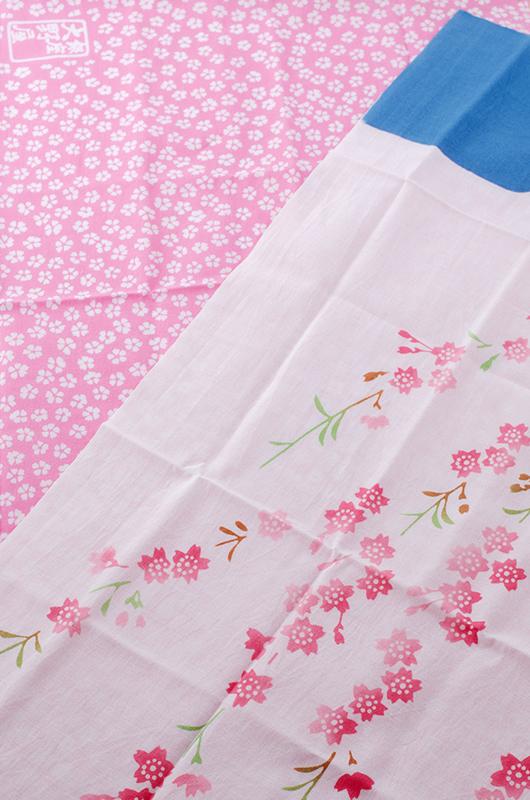桜の手ぬぐい、横綱_a0003650_21431335.jpg