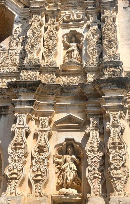 サンタ・クララ修道院@古都アンティグア③ グアテマラ_a0092659_18200527.jpg