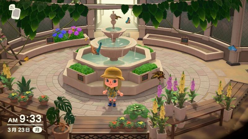 ゲーム「あつまれどうぶつの森 博物館オープン&シーラカンス釣り上げたぞ!!」_b0362459_22254079.jpg