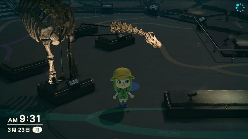 ゲーム「あつまれどうぶつの森 博物館オープン&シーラカンス釣り上げたぞ!!」_b0362459_22262000.jpg
