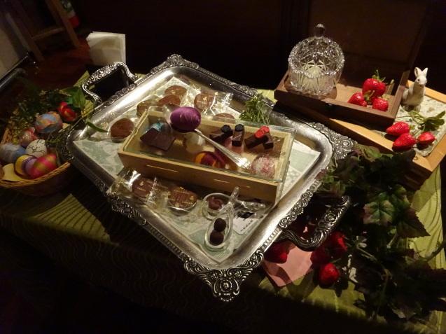 鬼怒川金谷ホテル (7) 夕食の続き~朝_b0405262_23503586.jpg