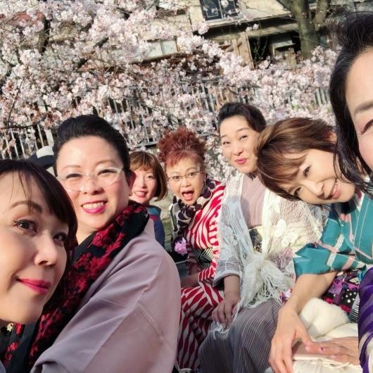 日本橋からお花見クルーズ〜!_b0223370_12345824.jpg