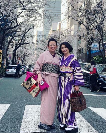 日本橋からお花見クルーズ〜!_b0223370_12355445.jpg