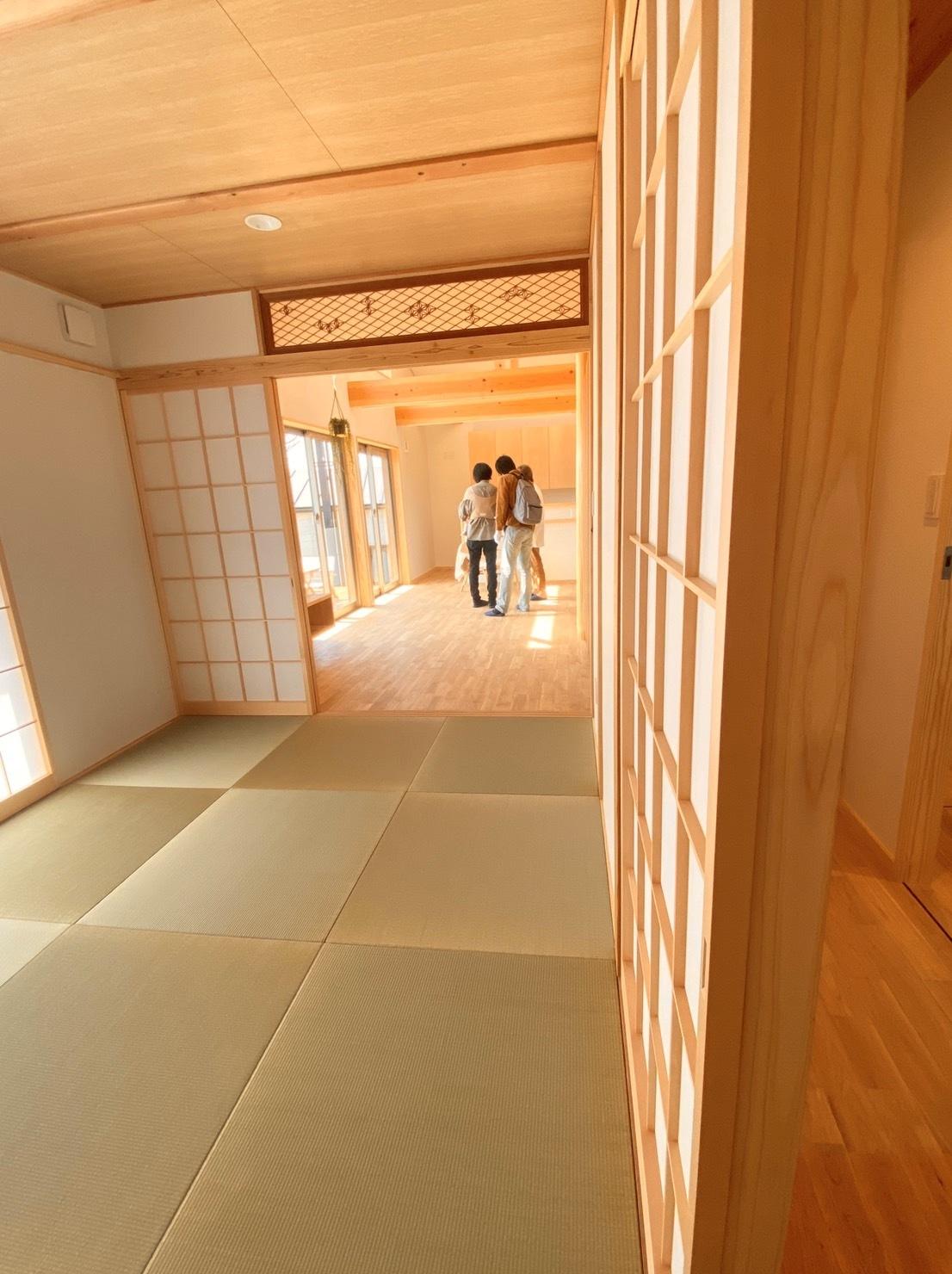 白根の家★完成見学会_e0414680_22312312.jpeg