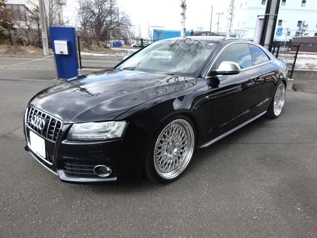 ハンドルが重かったり軽かったり・・B8 Audi A4_c0219786_17574152.jpg