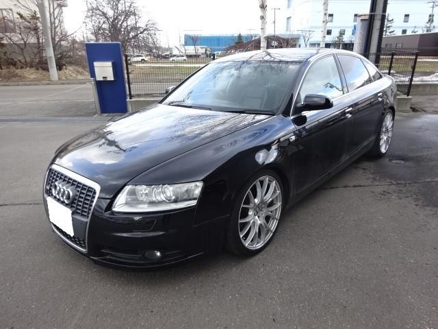 ハンドルが重かったり軽かったり・・B8 Audi A4_c0219786_17575125.jpg