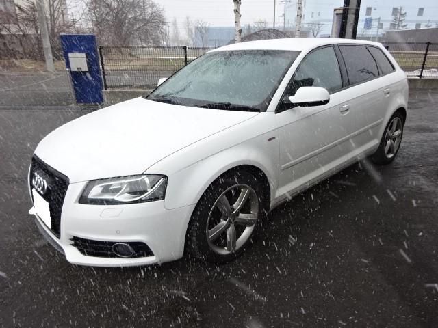 ハンドルが重かったり軽かったり・・B8 Audi A4_c0219786_17593620.jpg