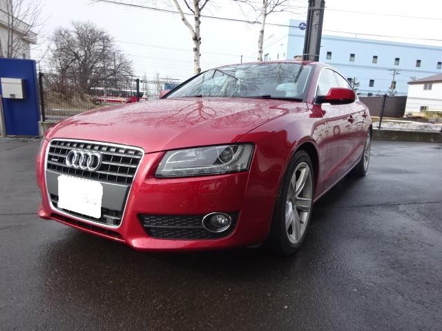 ハンドルが重かったり軽かったり・・B8 Audi A4_c0219786_17594023.jpg