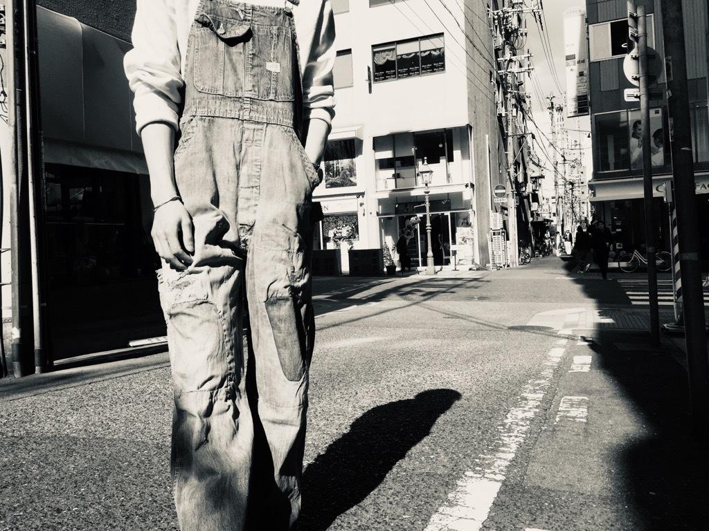 マグネッツ神戸店 3/25(水)Vintage Bottoms入荷! #8 Over All!!!_c0078587_15534702.jpg