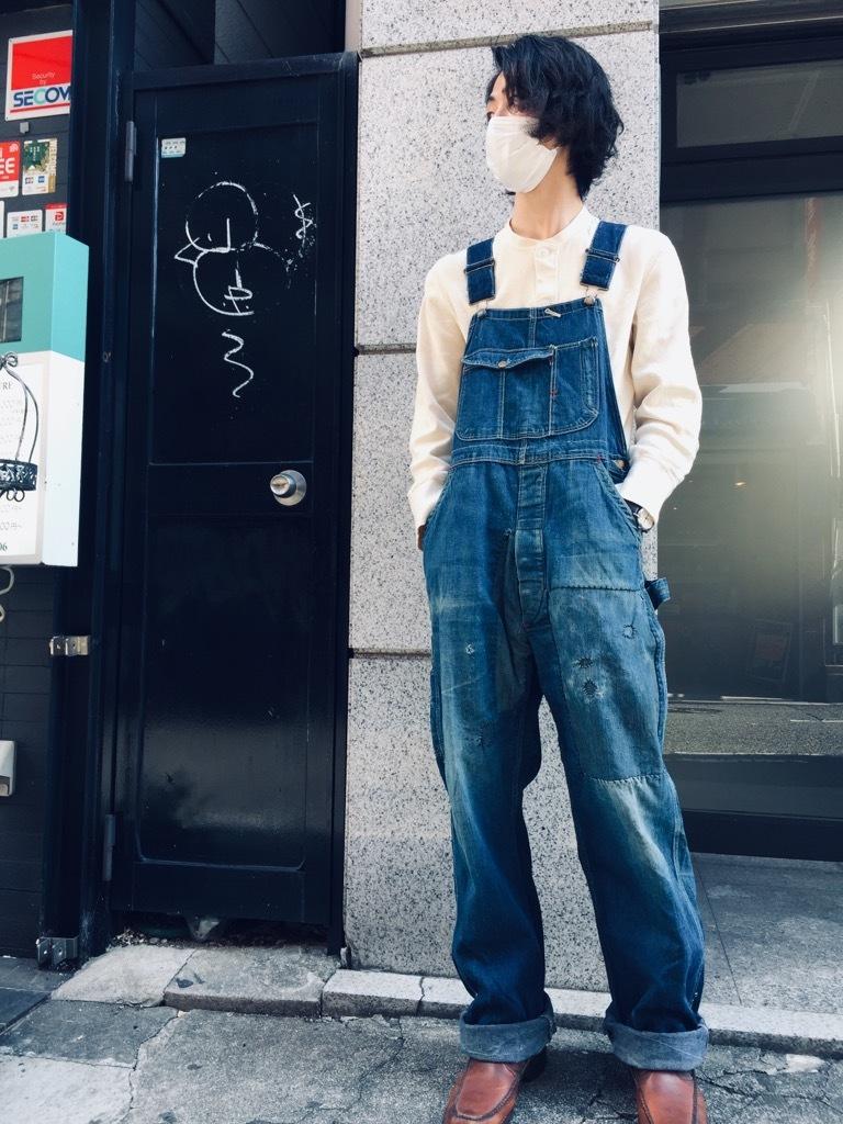 マグネッツ神戸店 3/25(水)Vintage Bottoms入荷! #8 Over All!!!_c0078587_15563805.jpg