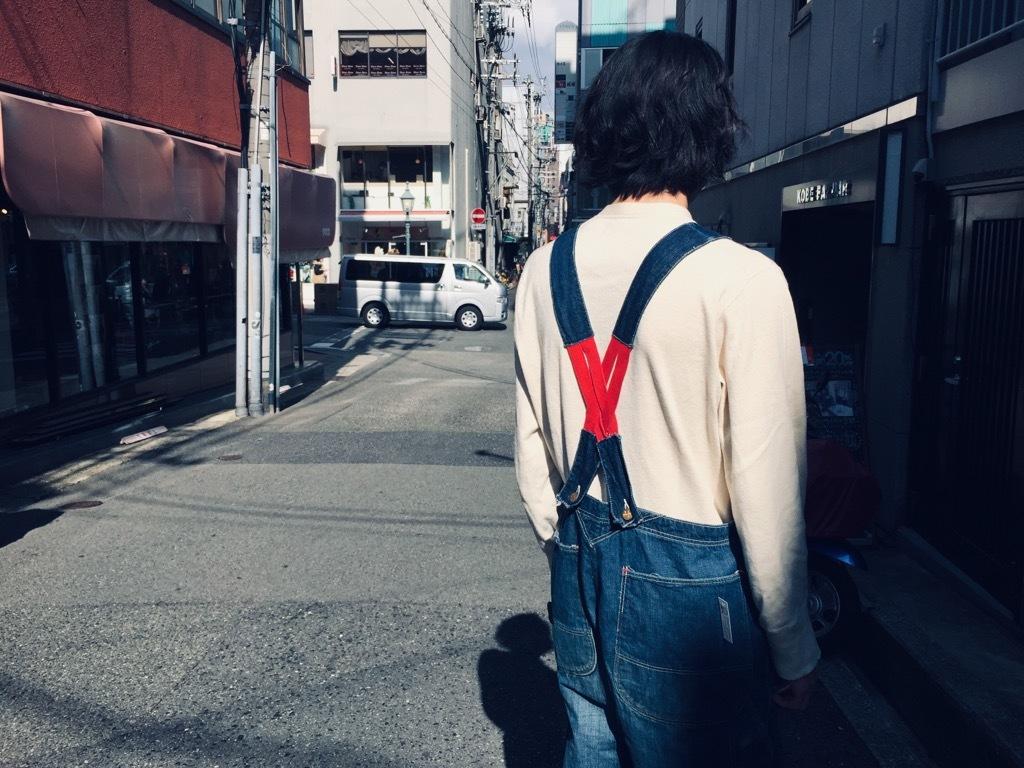 マグネッツ神戸店 3/25(水)Vintage Bottoms入荷! #8 Over All!!!_c0078587_15563877.jpg