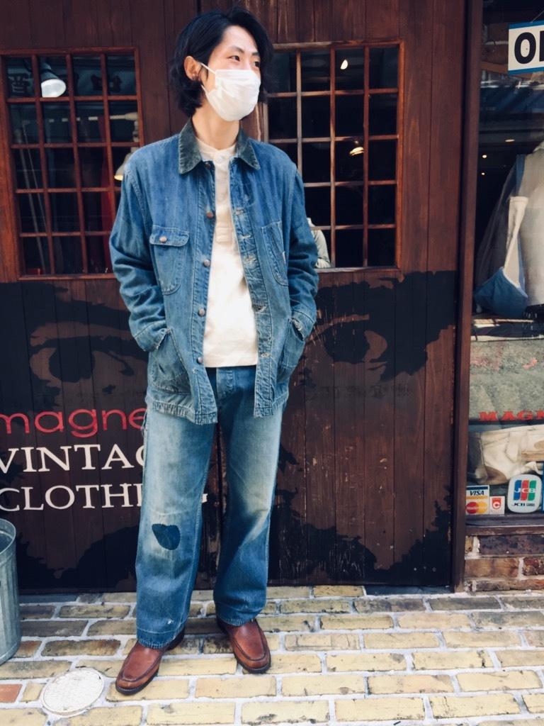 マグネッツ神戸店 3/25(水)Vintage Bottoms入荷! #7 Painter Pants!!!_c0078587_16223535.jpg