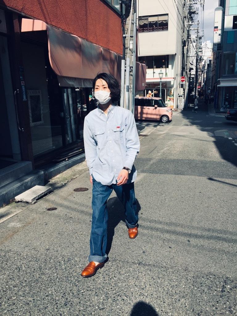 マグネッツ神戸店 3/25(水)Vintage Bottoms入荷! #7 Painter Pants!!!_c0078587_16283358.jpg