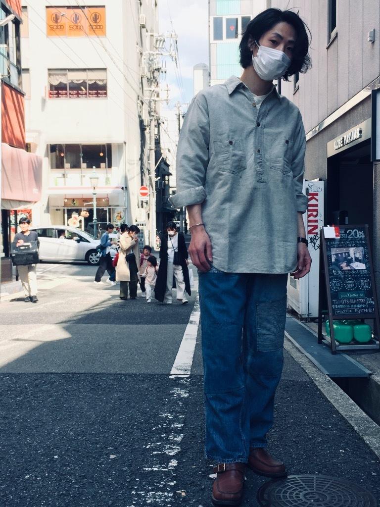 マグネッツ神戸店 3/25(水)Vintage Bottoms入荷! #6 Crush Bottoms!!!_c0078587_16503053.jpg