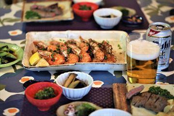 外食気分de素敵なステーキと山菜料理!_d0367191_11195003.jpg