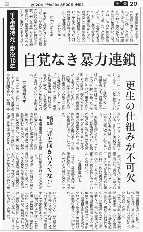 千葉虐待死事件に警笛_b0154492_10013692.jpg