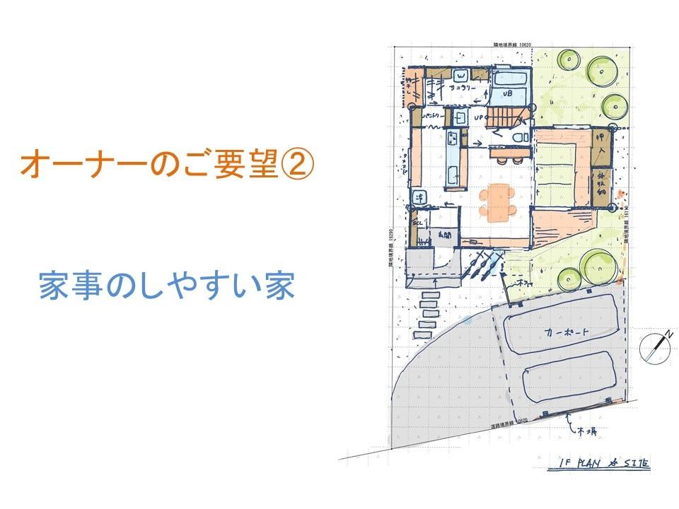 オープンハウス開催! 畳リビングから二つの庭を愉しむ住まい_b0349892_06135432.jpg