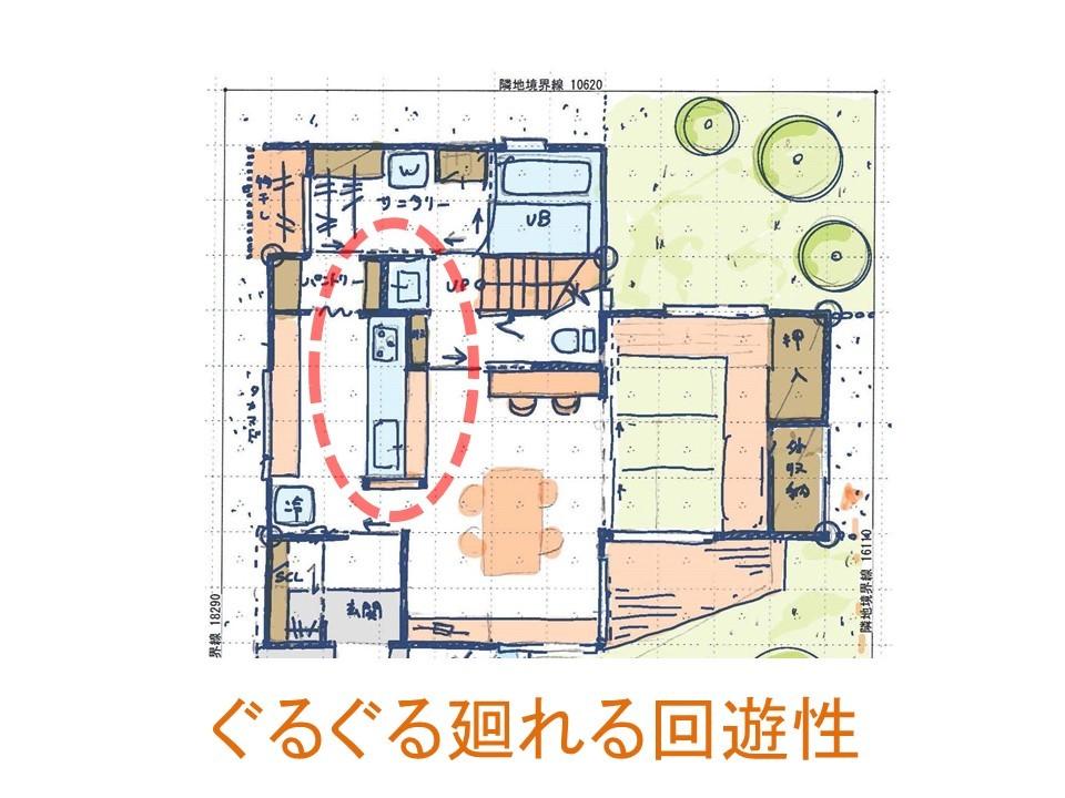オープンハウス開催! 畳リビングから二つの庭を愉しむ住まい_b0349892_06155342.jpg