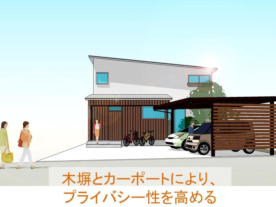 オープンハウス開催! 畳リビングから二つの庭を愉しむ住まい_b0349892_06163666.jpg
