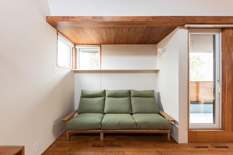 オープンハウス開催! 畳リビングから二つの庭を愉しむ住まい_b0349892_09125732.jpg