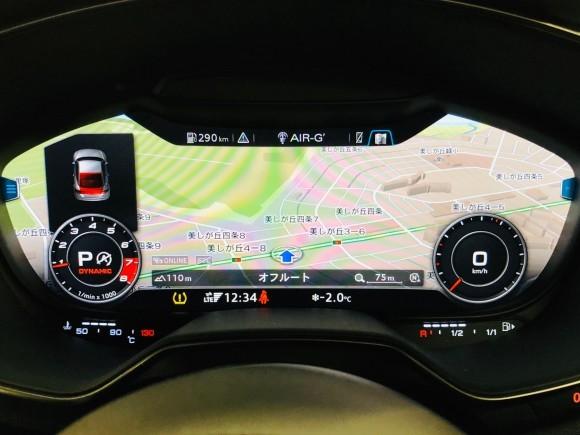 3月31日(火) 本店ブログ♪平成29年式 アウディTT Sクーペ 4WDあります☆彡_b0127002_18330475.jpg